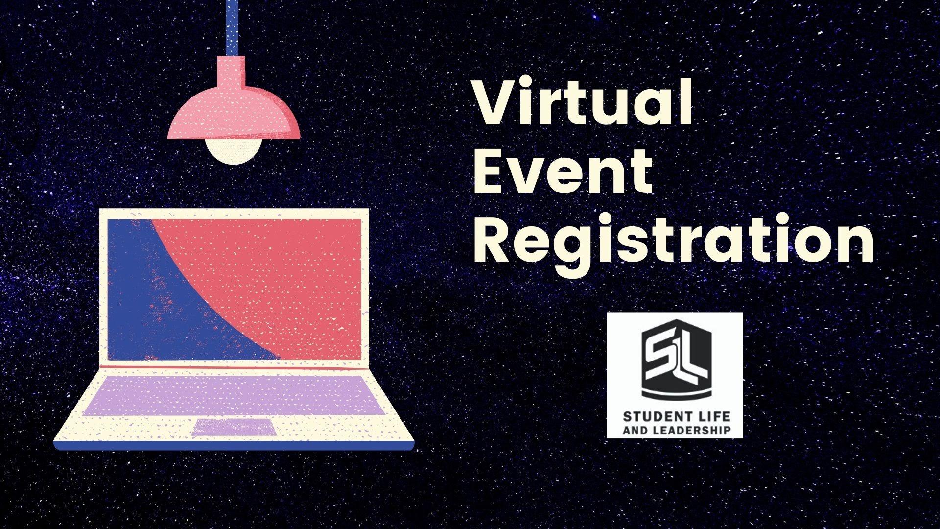 Virtual Event Registration