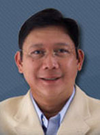 Photo of Efren N. Padilla