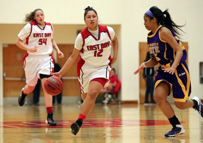 CSUEB Womens Basketball