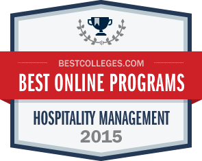 Best Online Colleges - Hospitality Management