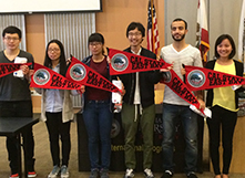 CSUEB's American Language Program (ALP) hosts annual GradFest, honoring Class of 2016 graduates who are former ALP students.