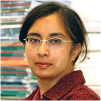 Asha Rao, associate professor of management