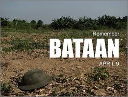 Remember Bataan April 9 in text