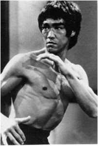 Bruce Lee  (Image: Wikipedia)
