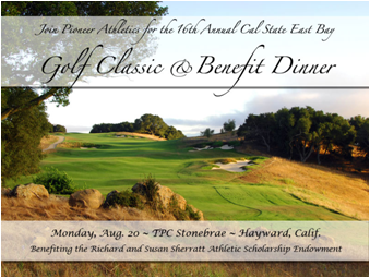 Photo of Stonebrae golf course where the 16th annual Cal State East Bay Golf Classic & Benefit Dinner will be held.