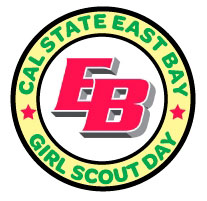 CSUEB Athletics Girl Scout Day 2013.JPG