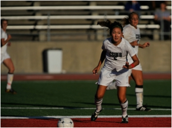 Kara Yamamoto posted five points, scoring a goal and adding three assists, including a pair on corner kicks to help the Pioneers open the season with a win.