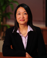 Photo of CSUEB alumna Li Zhang