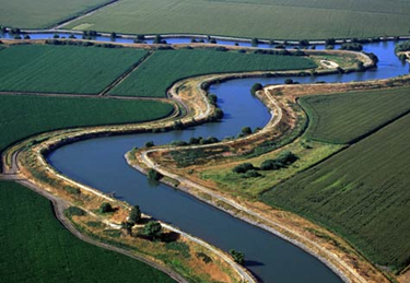 Photo of the Sacramento-San Joaquin River Delta