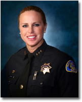 CSUEB alumna Diane Urban is the highest ranking woman at SJPD.