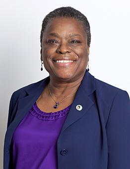 Headshot of Dianne Rush Woods, new diversity officer for Cal State East Bay.