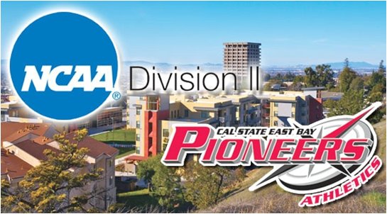 Cal State East Bay was granted active member status in NCAA Division II on July 8.