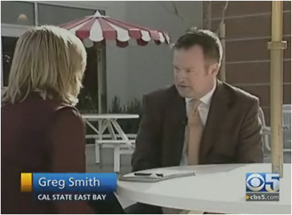 Greg Smith on CBS5 News.