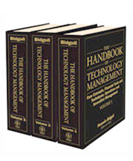 Radovilsky contributed two chapters to The Handbook of Technology Management series. Image: wiley.com