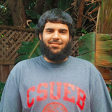 Image of Qais Ahmadi who received the 2010 Hearst/CSU Trustees Award for Outstanding Achievement