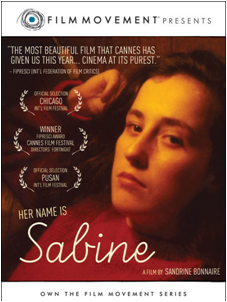 """Her Name is Sabine"" will be shown at CSUEB on May 12."