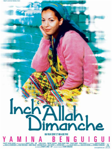 Inch' Allah Dimanche (2001) will be shown on  Thurs, April 28 as part of the CSUEB Diversity Film Festival