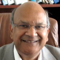 Headshot of Jagdish Agrawal, marketing professor at Cal State East Bay