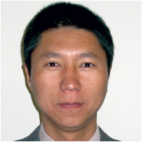 Head shot of Assistant Professor of Management Jiming Wu