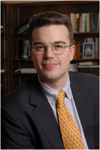 Joshua Hall, assistant professor of economics at Beloit College