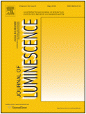 Journal of Luminescence cover