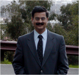 Adjunct Professor of Math and Computer Science Krishnan Balasubramania