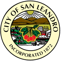 Seal for the City of San Leandro, CA