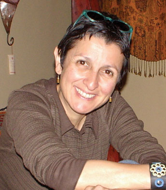 Photo of CSUEB Professor Maria Neito.