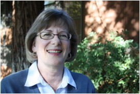 Cal State East Bay alumna Marcia Somers has been named city manager for the City of Los Altos. (Photo: Los Altos Patch)