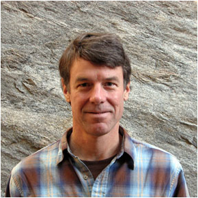 Mitchell Craig, CSUEB associate professor of Earth and Environmental Sciences