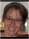 Monika Sommerhalter, assistant professor of chemistry and biochemistry