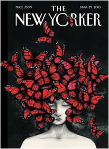 "Professor Andrews' response appeared in the March 29th issue of ""The New Yorker"""