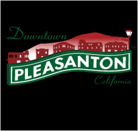 Pleasanton logo by: pleasantondowntown.net