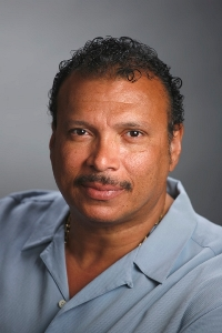 Roland Williams, new outside coordinator for CSUEB's Chemical Dependency Studies Certificate program
