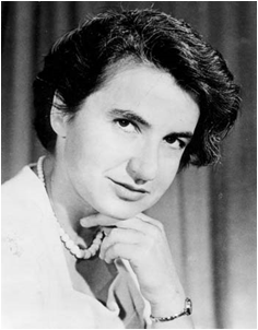 Rosalind Franklin had a significant role in one of the 20th century's greatest scientific discoveries. (Image: wikipedia.com)