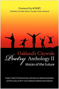 """Voices of the Future"" was published as part of CSUEB's Project SOAR."