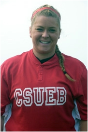 Sara Holdridge Cal State East Bay Softball