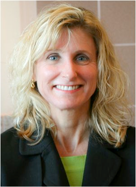 Head shot of Stephanie Couch, director of CSUEB's Institute for STEM Education