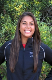 CSUEB soccer player, Tenaya Davis, has the highest GPA among all Pioneer student-athletes.