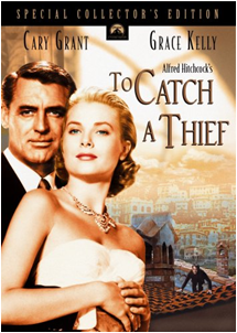 To catch a thief movie (by: Paramount Home Video)