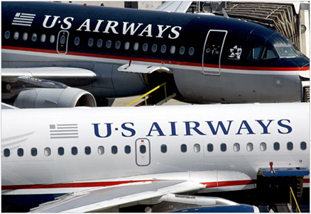 US Airways started in 1939 as All-American Airways delivering air-mail and has grown to become the fifth largest airline. (Image: AP)