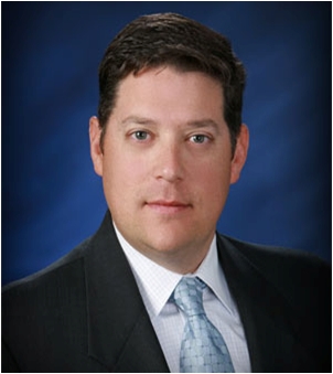 Headshot of CSUEB grad Will Jensen who has been named Sales Director at Times Microwave Systems.