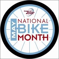 Bike Month Logo (By: bikeleague.org)