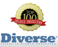 Diverse Top 100 Degree Producers logo