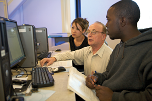 Your gift to a college or department fund can help keep equipment in computer labs up to date so students can graduate with all the skills they need to succeed.