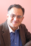 Farid Younos, lecturer in the departments of sociology and social services, and human development and women's studies