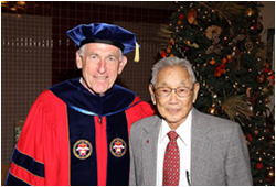 John Hiroshi Otomo Receives an Honorary Degree from CSU Fresno