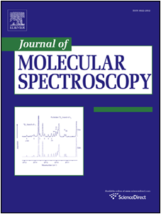 Journal of Molecular Spectroscopy cover