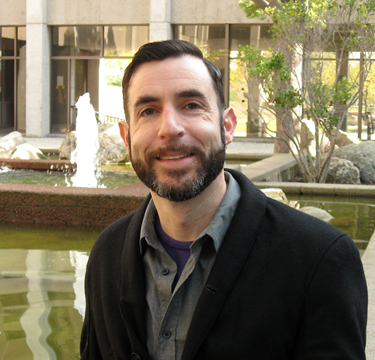 Image of CSUEB Librarian Korey Brunetti