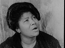 Mahalia Jackson focus of summer performance.